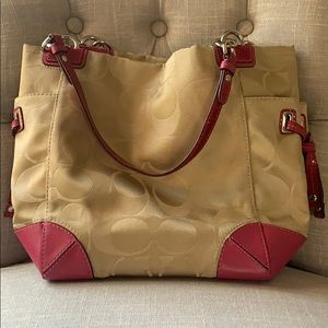 Coach Tote for Spring!